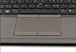 HP ProBook 6470 - touchpad