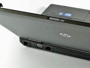 HP ProBook 6470 - jezdec - otevření displeje