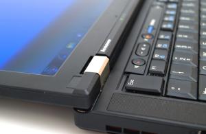 Lenovo ThinkPad T410 - displej a tělo