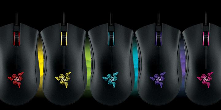 Myši Razer