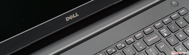Dell Latitude 3570 - klávesnice