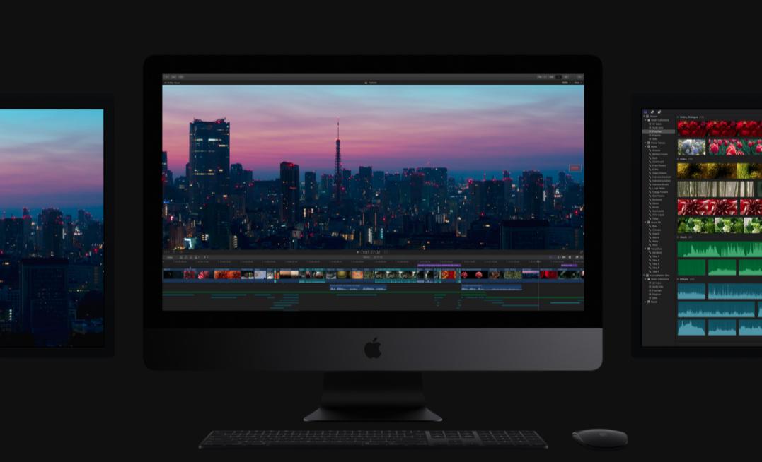 Nový iMac Pro